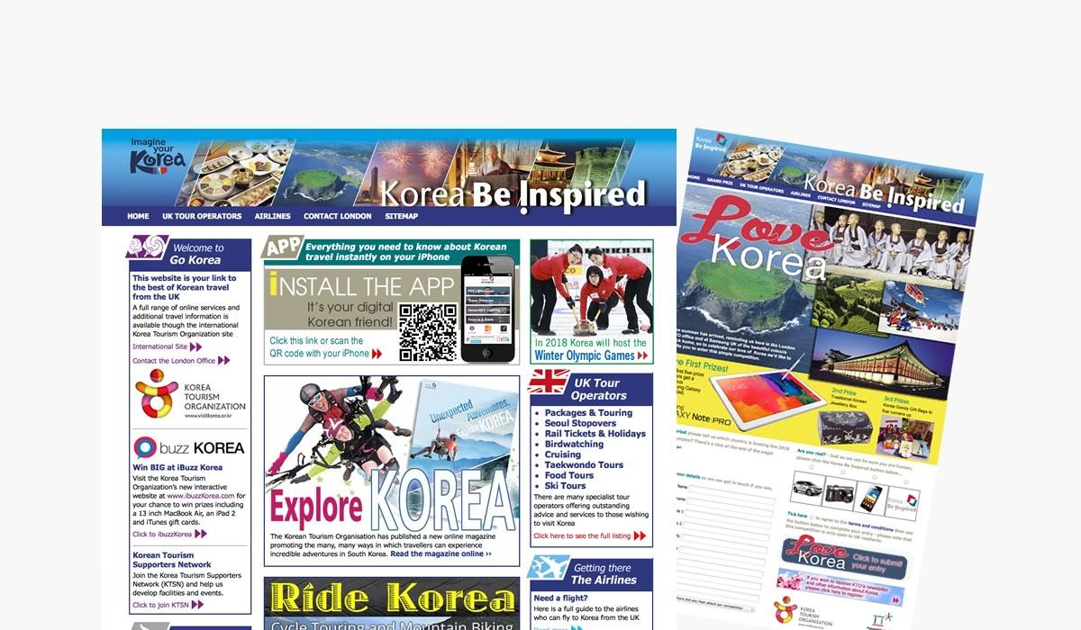 Korean Tourism Organisation - London